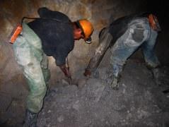 Potosi Miners