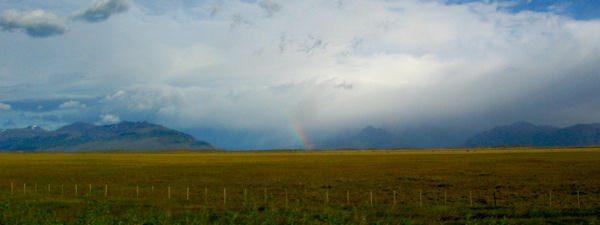 Rainbow Lago Argentina