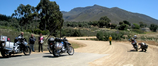 Riding Westerncape