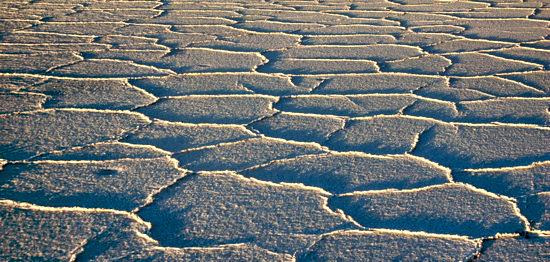 Salar Uyuni Salt Shapes