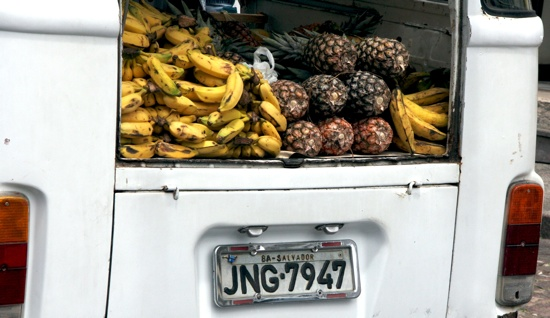 Savador Vw Fruit Truck