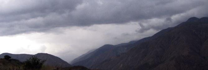 Storming Ecuador Highlands