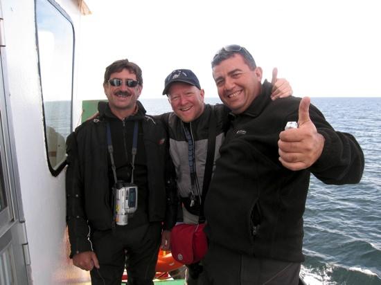 Straits Magellan Crossing Friends
