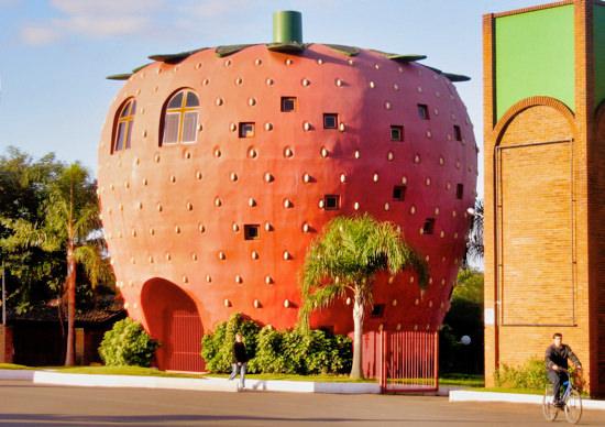 Strawberry Building Rgds