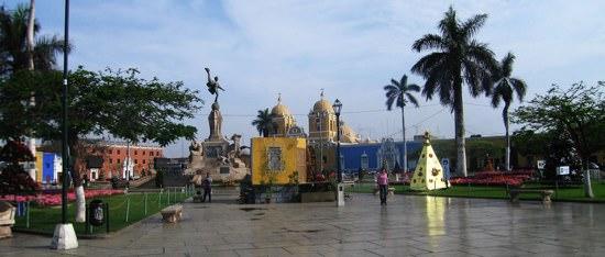 Trujillo Plazadearmas