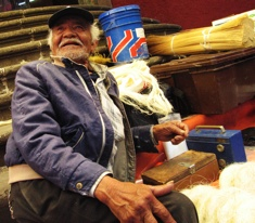 Zacatecas Broom Maker