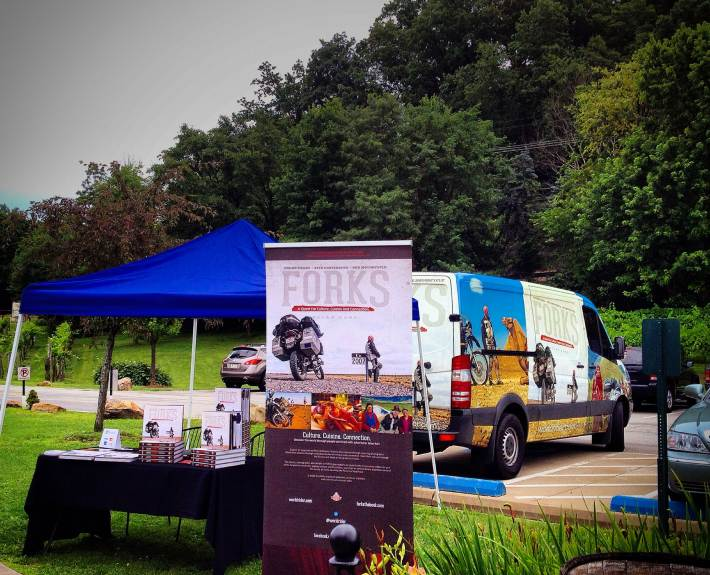 forks-set-up-narcisi-winery-pittsburgh