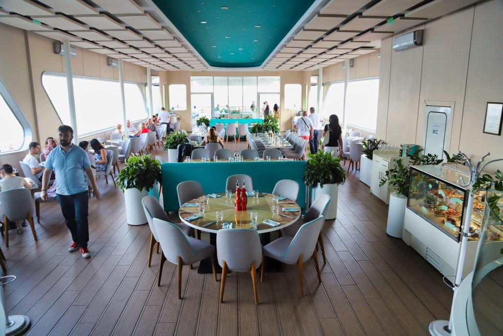 Sea Terrace Varna Bulgaria Dining Room […] photo by WorldRider Allan Karl […]