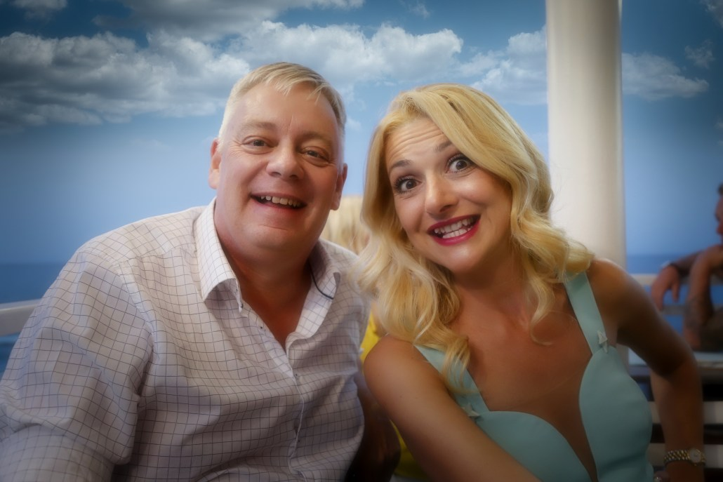 Seat Terrace Varna Bulgaria featuring Ex-pat Colin and his Bulgarian wife, Elisaveta. […] photo by WorldRider Allan Karl […]