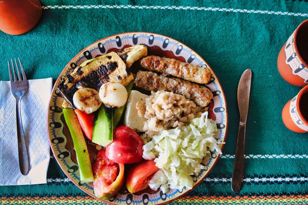 Bulgarian flavors at a fresh homemade picnic and BBQ at Salla Estate Winery near Varna. […] photo by and © WorldRider Allan Karl […]