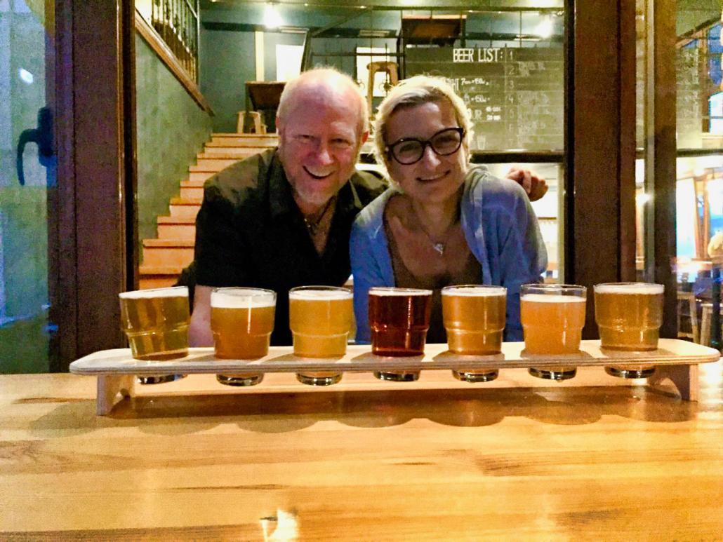 Diagonal Craft Beer Bar Varna Bulgaria