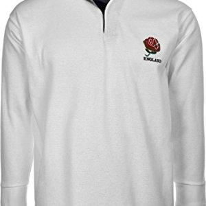 England English Retro Rugby Shirts Adults S M L XL XXL 3xl 4xl 5xl Full Sleeve Exclusive