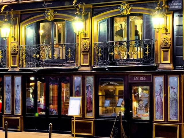 Laperouse in Paris reviews address  Worlds Best Bars