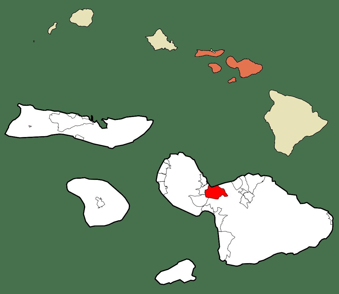 Kahului Hawaiian Islands
