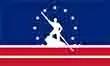 Richmond, Virginia flag courtesy of Wikipedia