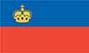 Liechtenstein flag courtesy of Wikipedia