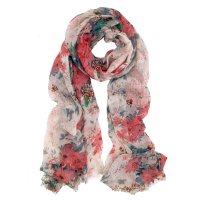 Floral Scarf Designs and Patterns | World Scarf