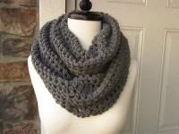 Circle Scarf Designs and Patterns