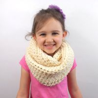 Toddler Infinity Scarf Designs and Patterns | World Scarf
