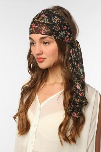 Hair Scarf Designs and Patterns | World Scarf