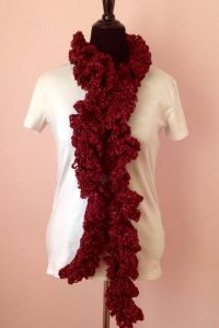 Boa Scarf Designs and Patterns