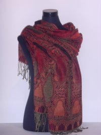 Cashmere Scarf Designs and Patterns | World Scarf