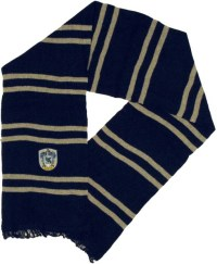 Ravenclaw Scarf Designs and Patterns | World Scarf