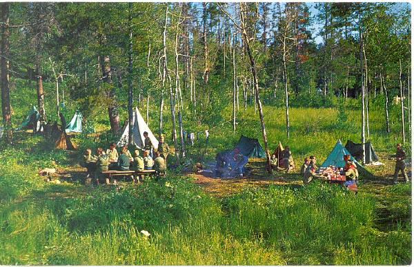 Camp Flaming Arrow Intervews