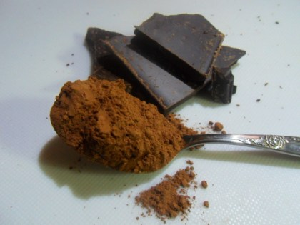 Theobroma Cacao (Chocolate) Organic Cocoa Powder