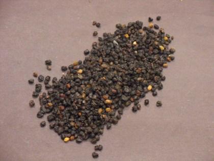 Sambucus Nigra (Elder Berry) Organic Dried Fruit