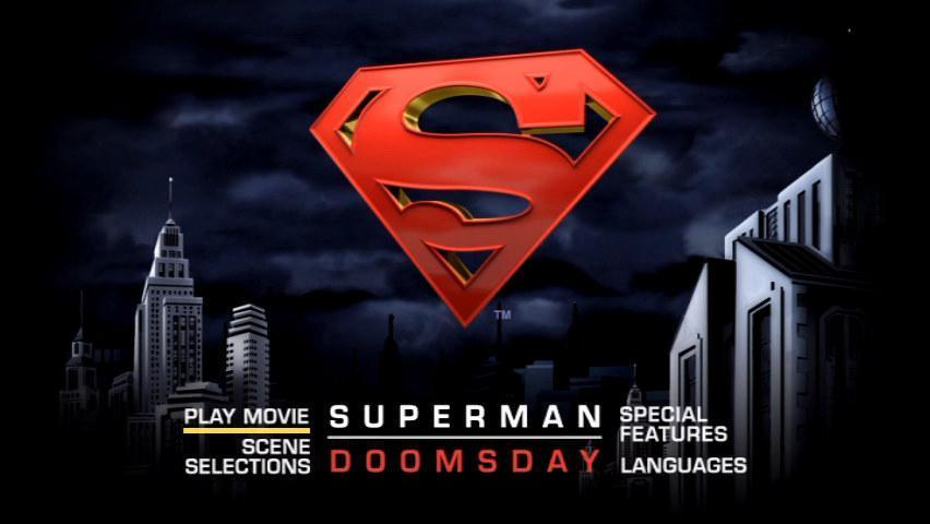 The Worlds Finest  DC Universe  Superman Doomsday