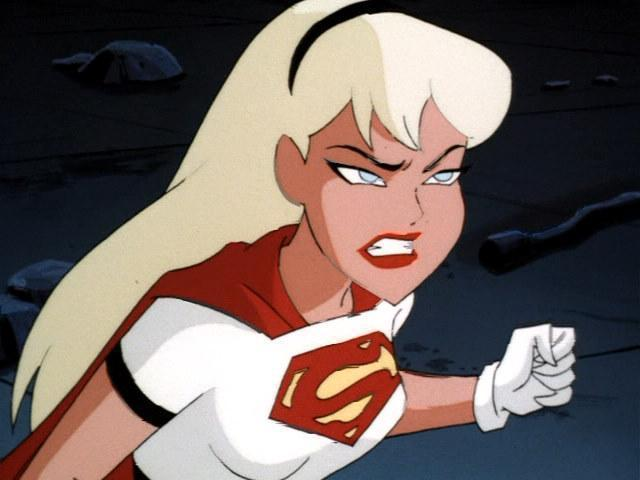 The Worlds Finest Superman The Animated Series