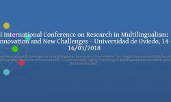I International Conference on Research in Multilingualism: Innovation and New Challenges