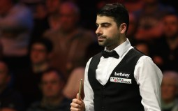 Snooker shoot out Michael Georgiou