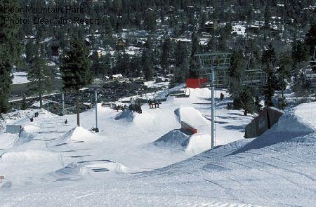 Bear Mountain riding guide  World Snowboard Guide