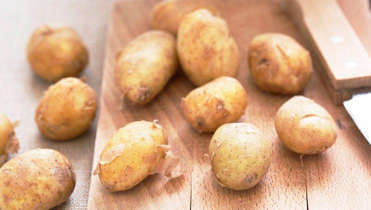 Kochtypen von Kartoffeln - Von mehlig bis festkochend
