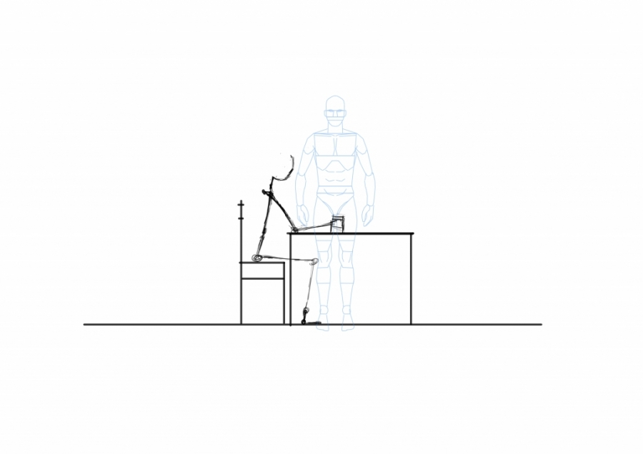 better posture chair desk without wheels target planning a drawing or scene with stick figure 01 | worlds on paper