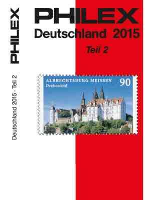 PHILEX Deutschland 2015 Teil 2