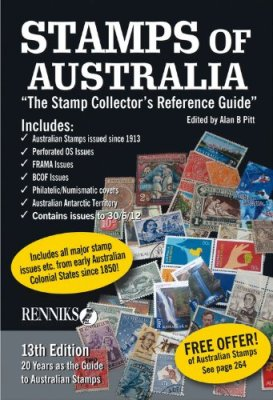 Stamps of Australia – 13th edition