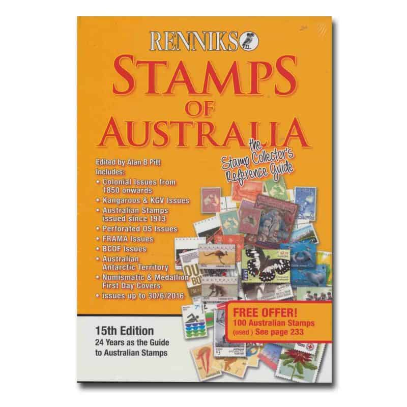 Stamps of Australia – 15th edition
