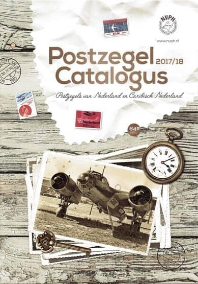 Postzegelcatalogus 2017/18 Postzegels van Nederland en Caribisch Nederland