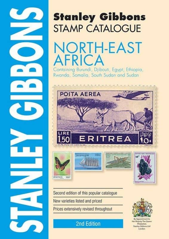 Stanley Gibbons North-East Africa Stamp Catalogue – 2nd Edition