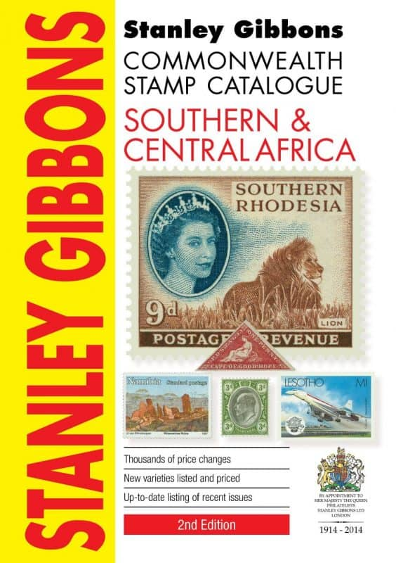 Stanley Gibbons Commonwealth Stamp Catalogue: Southern & Central Africa – 2nd Edition