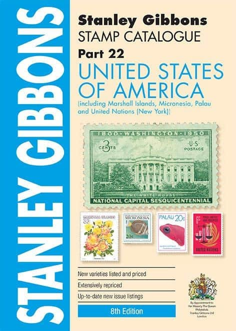 Stanley Gibbons United States of America Stamp Catalogue – 8th Edition