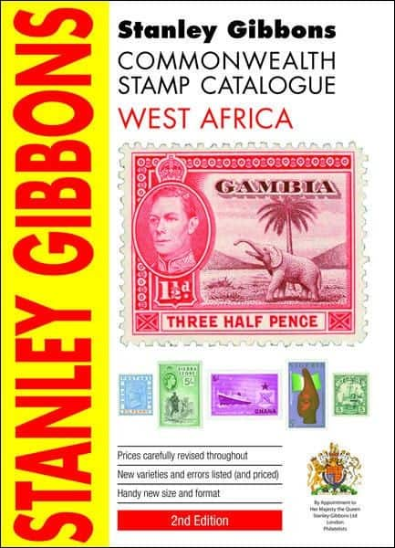 Stanley Gibbons Commonwealth Stamp Catalogue:  West Africa – 2nd Edition
