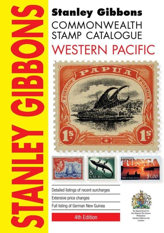 Stanley Gibbons Commonwealth Stamp Catalogue: Western Pacific – 4th Edition