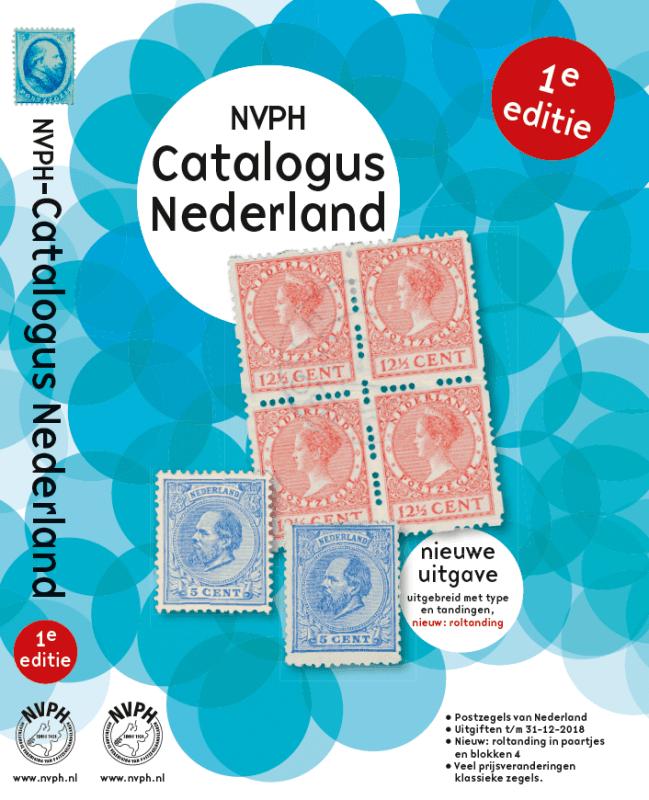 NVPH Catalogus Nederland – 1st edition