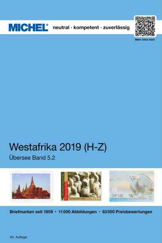 Michel Westafrika 2019 – Band 2 (H-Z)