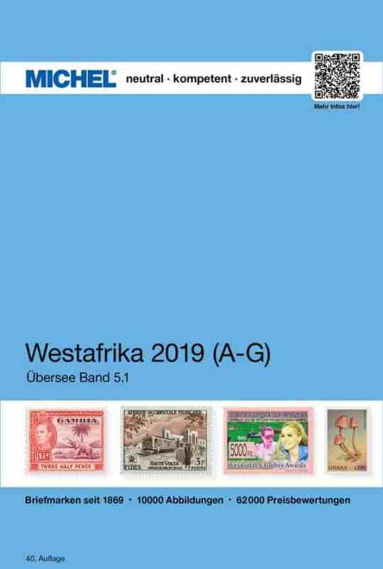 Michel Westafrika 2019 – Band 1 (A-G)