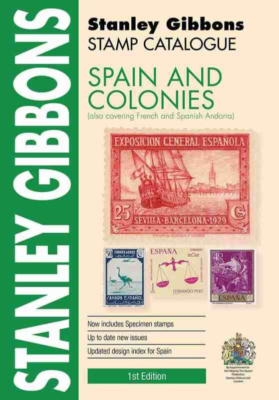 Stanley Gibbons Spain & Colonies Stamp Catalogue